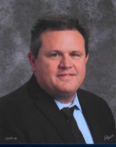 Board Member John Corrigan