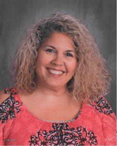Board Member Patty Nehme